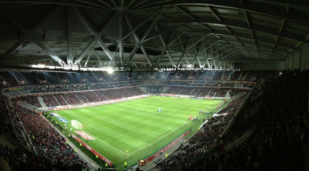 premier league stadium